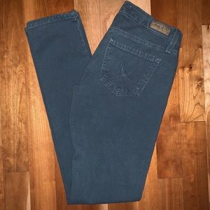 🎙SOFT Charcoal Truck Skinny Jeans 3% stretch
